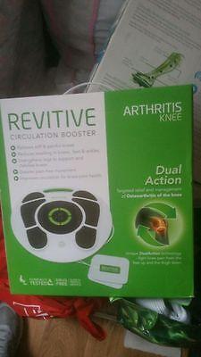 REVITIVE Arthritis-Knee. Brand New 2017 - RRP £329.99