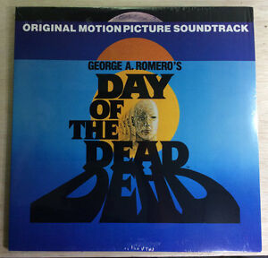 Day-of-the-Dead-OST-Original-LP-George-Romero-Horror-Soundtrack-Vinyl-Sealed