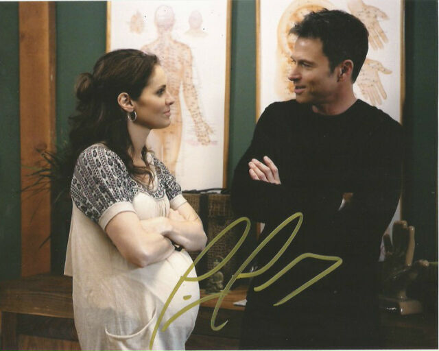 Tim Daly Autographed Signed 8x10 Photo COA