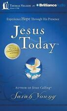 Jesus Today : Experience Hope Through His Presence by Sarah Young (2014, CD,...