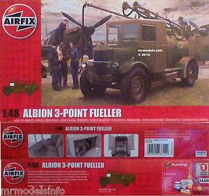 Airfix-1-48-Military-Vehicle-New-Plastic-Model-Kit-1-48