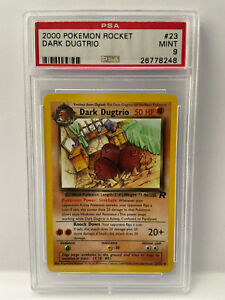 2000-Pokemon-Rocket-Edition-Dark-Dugtrio-23-PSA-9-MINT