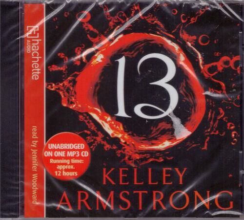 Hörbuch Englisch '13' Roman von Kelley Armstrong | Fantasy 12 Stunden MP3 CD