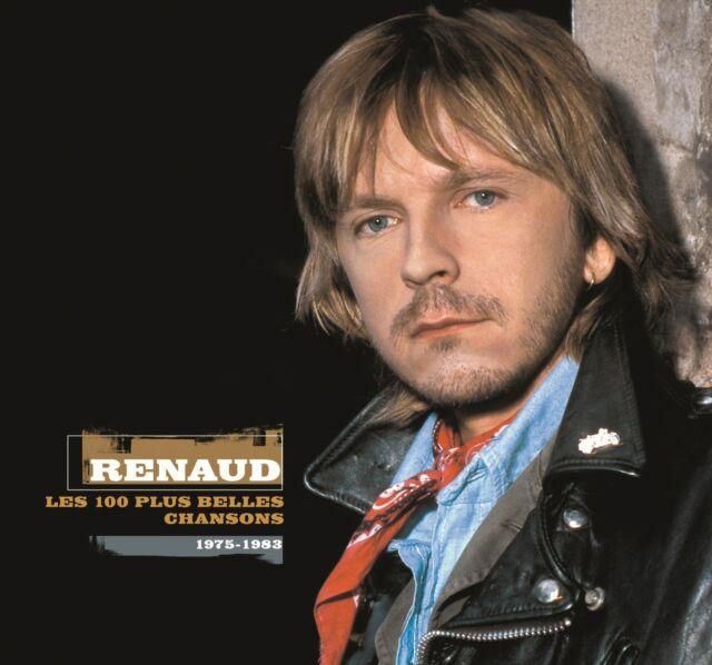 RENAUD: Les 100 plus belles chansons - 1975; 1983 // CD neuf