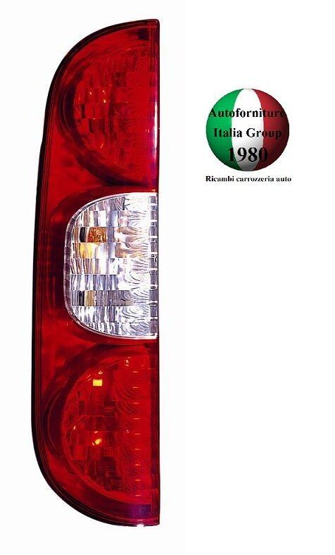 FANALINO STOP FANALE POSTERIORE SINISTRO SX FIAT DOBLO DAL 2010 AL 2013 2 PORTE