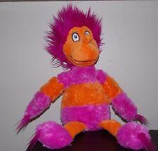 Dr. Suess Wocket in my Pocket Orange Pink  Kohls  Stuffed Plush  EUC