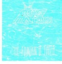 (BN90) Boy Crisis, The Fountain of Youth - 2009 DJ CD