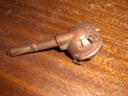 G.I GI Joe 1993 ARMOR BOT GOLDEN SMALL CANNON PART