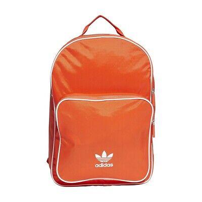 en venta en línea nuevas variedades grandes ofertas Backpack adidas Originals Classic DV0184 orange Rucksack Bag ...