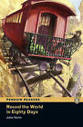 Level 5: Round the World in Eighty Days by Jules Verne (Paperback, 2008)