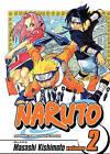 Naruto, Volume 2 by Kishimoto Masashi (Hardback, 2003)