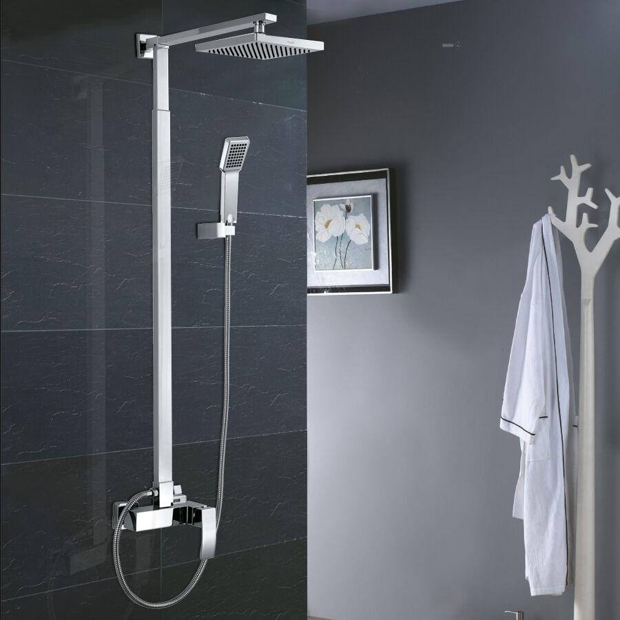 Duschsystem Duschpaneel Regendusche Duscharmatur Duschsäule Einhebelmischer Einhebelmischer Einhebelmischer CA33     | Primäre Qualität  | Verschiedene Waren  | Günstigen Preis  e14996