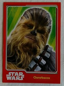 Topps-Journey-To-Star-Wars-The-Force-Awakens-Card-Chewbacca