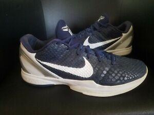 Nike Kobe 6 Mens Size 17 Blue