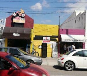 TERRENO COMERCIAL EN RENTA CENTRICO, CERCA DE JOSE MA. CHAVEZ, BANCOS, IMSS, OFFICE DEPOT