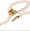 3600-Tiffany-amp-Co-18K-Gold-Akoya-Pearl-Strand-Signature-X-18-034-Necklace-w-Case thumbnail 4