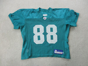 Reebok Miami Dolphins Football Jersey Green NFL Practice Game Worn Issued