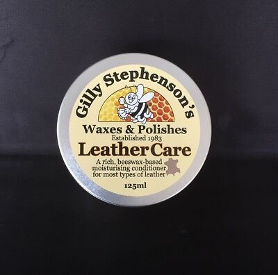 Other Home Cleaning Supplies 125ml Household Supplies & Cleaning Gilly Stephenson's Leather Care
