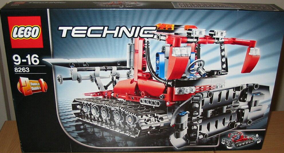 nuovo Lego Technic 8263 Snow Groomer  Ski Resort  Winter nuovo SEALED  punti vendita