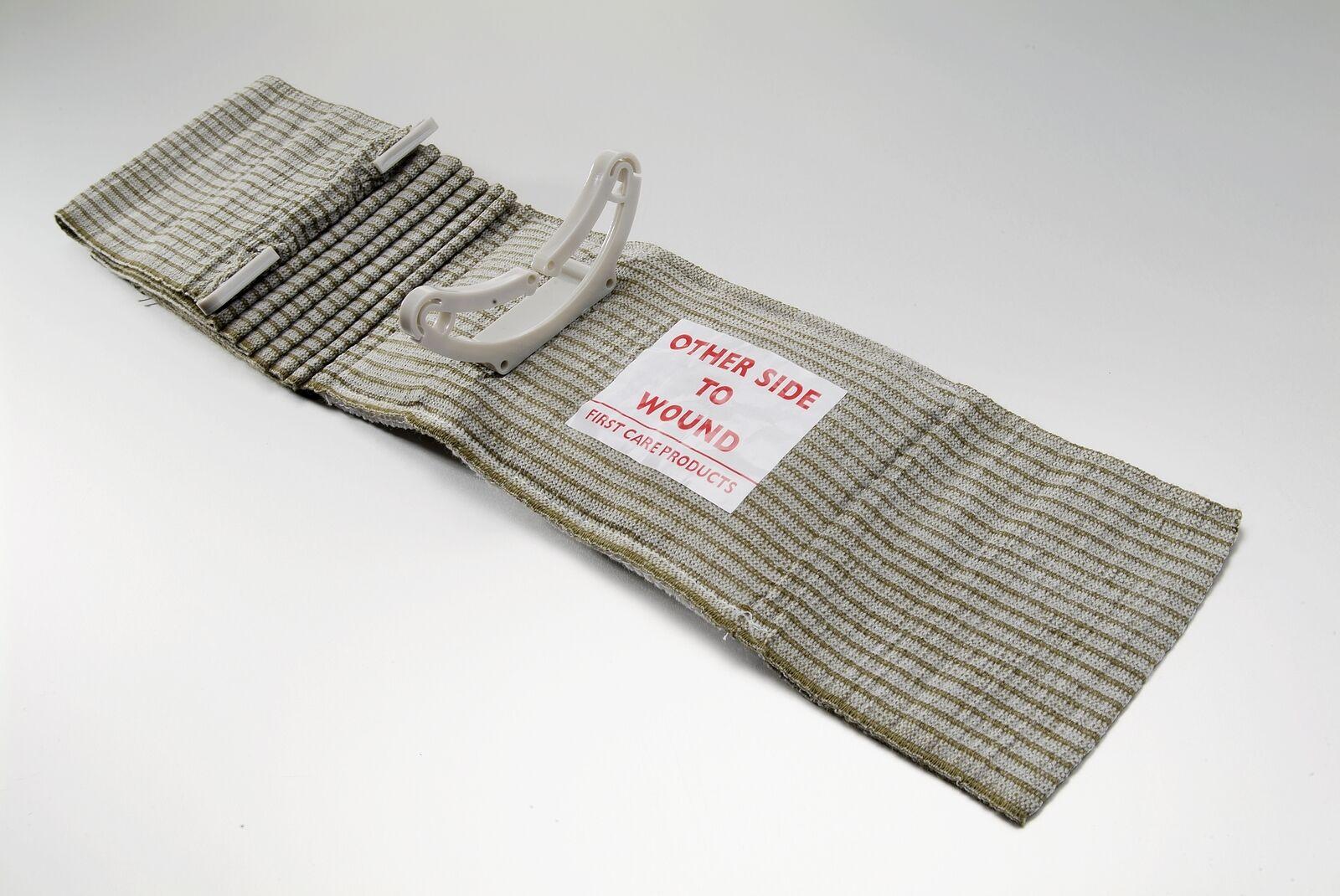 Lot of 20 4  Inch Israeli Compression Bandage IFAK EMT EMS Emergency Dressings