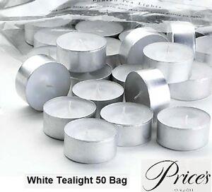 50-Pcs-Tea-Night-Lights-Nightlights-Tealights-White-Unscented-Candles-Restaurant