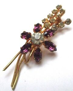 broche-plaque-or-ancien-bijou-vintage-cristaux-Swarovski-amethyste-149