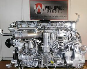 2011-Detroit-DD15-Diesel-Engine-Take-Out-455HP-Good-For-Rebuild-Only