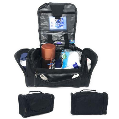 New Toiletry Kit Bag Travel Accessories Organizer Make Up Shaving Dopp Men Women