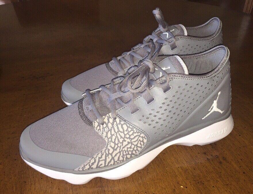 Nike Zoom JordanSize 13 Wolf Gray NEW No Box