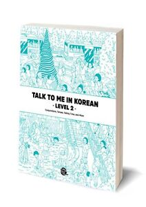 Talk to me in korean study books