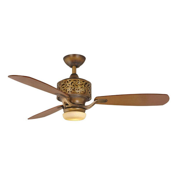 Note * Manual Only * Hampton Bay Cailin 48 in. Gilded Bronze Ceiling Fan Manual