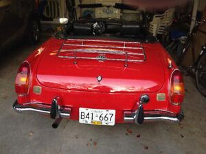 1971 MG MGB Convertible