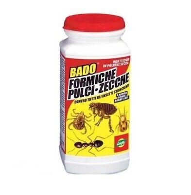 Amichevole Bado Insetticida In Polvere Formiche Pulci Zecche Ed Insetti Striscianti 1kg