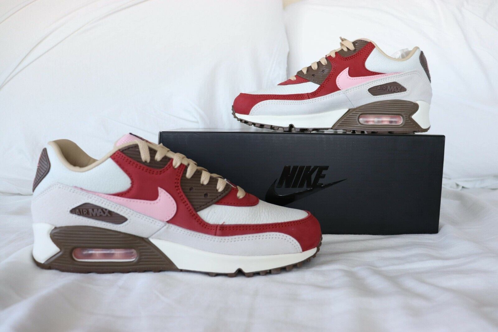Size 8 - Nike Air Max 90 2021 x DQM Bacon for sale online | eBay