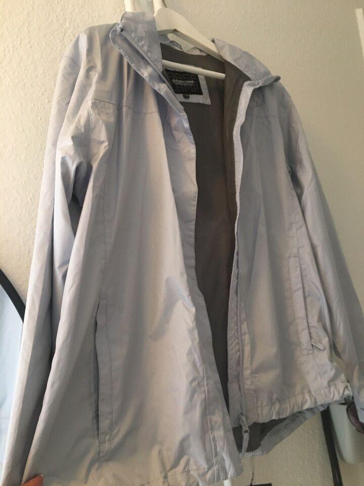 basecamp regn jakke