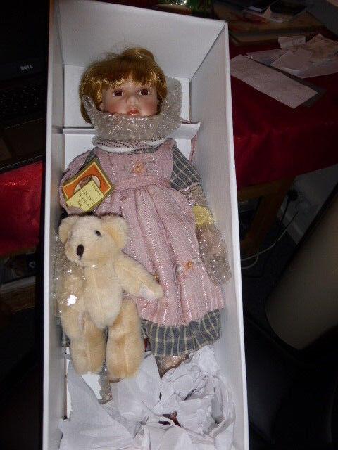 ALBERON Doll  LAURA  IN SCATOLA RARO