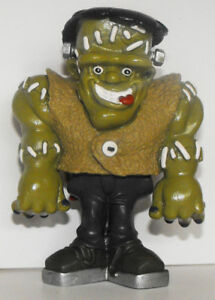 Frankenstein-Heavy-Plastic-Figurine-4-inches-tall-HALLOWEEN-MONSTER-Figure