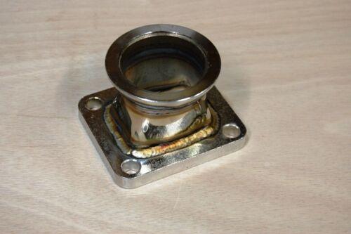 "2.5/"" Vband Adapter Flange For T4 Turbo Stainless Steel SS V Band V-Band Adaptor"
