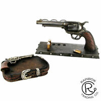 Western Pistol Belt Buckle Bathroom Set Bathroom Accessories