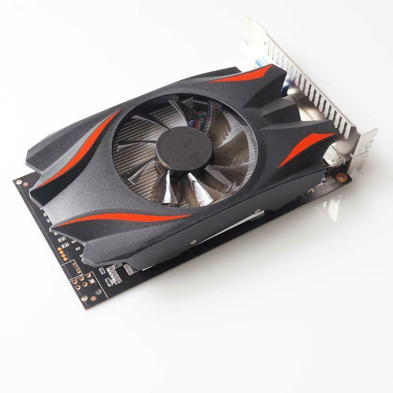 Computer Graphic Card for NVIDIA GTX650 2GB GDDR5 128 Bit for PC Geforce Game