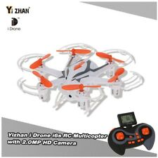i Drone i6s 2.4G RC Hexacopter 2.0MP HD Camera 3D Rollover Gyro One Key Return