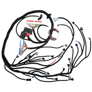 Standalone Wiring Harness Ls1 4l60e | Wiring Diagram on
