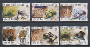 Isle-von-Mann-2000-Gaiety-Theater-Set-MNH-Sg-895-900