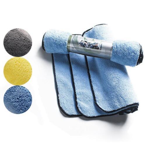 Thick Plush Microfiber Car Cleaning Car Washing Towel Microfibre Towels #n