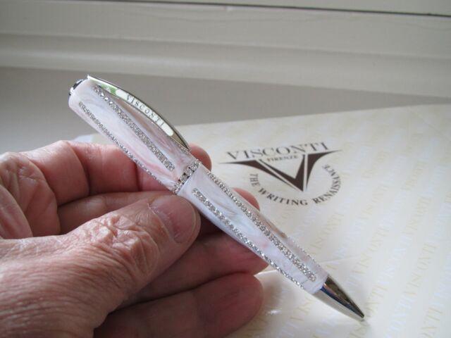 Visconti Divina Princess Peau d'Ange ballpoint pen MIB