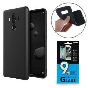 Silicone-Sac-Case-Housse-Anti-Chocs-pour-telephone-portable-Cover-Noir-pour-Samsung-chars