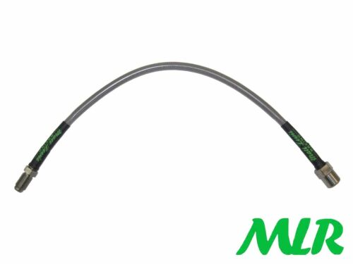 BMW 3 SERIES E36 M3 STAINLESS STEEL BRAIDED CLUTCH HOSE PIPE LINE VW