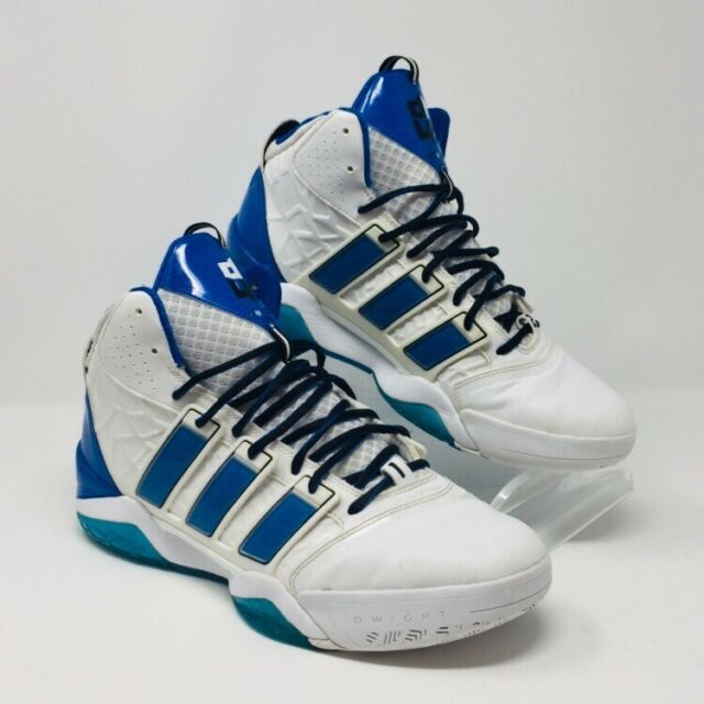 100% quality online here sale online 8 Adidas Men's Size 12 AdiPower Dwight Howard 2 Basketball Shoes Sneakers