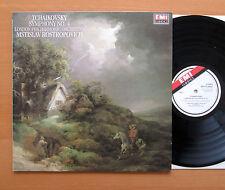 EMX 41 2064 1 Tchaikovsky Symphony no. 4 Rostropovich NM/EX