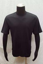 Zorrel Z1050H Men's Crew Neck T-Shirt, Black, L